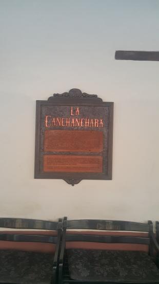 LA CANCHANCHARA