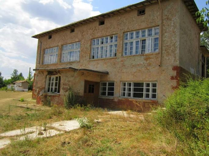 köydeki benim okulum